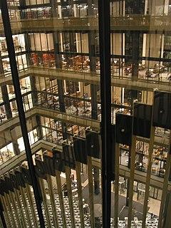New York University Libraries library system serving New York University