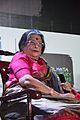 Nabaneeta Dev Sen - Kolkata 2013-02-03 4314.JPG