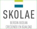 Nafarroako Skolae berdin bidean hezkidetza programa-Logoa.png