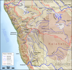 Namibia Rivers Map rel.png