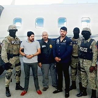 <i>Narcosobrinos</i> affair scandal of Venezuelan President Nicolás Maduros nephews smuggling cocaine