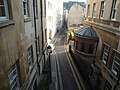 Narrow Lane in Bath - geograph.org.uk - 1716012.jpg