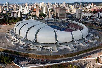 Arena das Dunas - Image: Natal, Brazil Arena das Dunas
