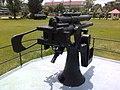Naval Museum - HTMS Matchanu Submarine Gun - panoramio.jpg