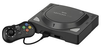 Neo Geo CD - The CDZ was only released in Japan and featured faster CD loading than the previous models.