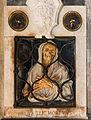 Neque Illic Mortuus, inside of Santa Maria del Popolo, Rome, Italy (perspective corrected).jpg