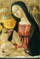 Neroccio de' Landi, Madonna mit Kind und den Heiligen Petrus und Paulus, ca. 1485.png