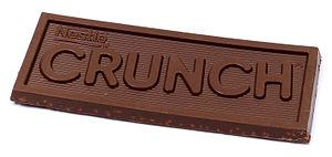 Nestlé Crunch - Nestlé Crunch whole