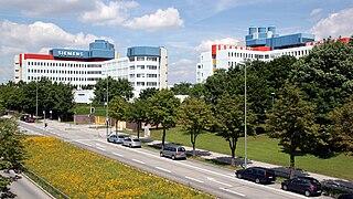 Neuperlach-Süd Siemens