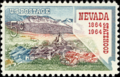 Nevada statehood 1964 stamp.tiff