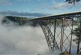 American Bridge Company - New River Gorge Bridge, West Virginia