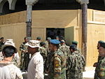 New Kabul Bank opens branch on ANA base in Sangin, third in Helmand Province 130828-M-TM093-007.jpg
