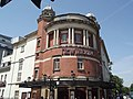 New Theatre - Park Place and Greyfriars Road, Cardiff (19506848896).jpg