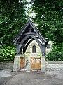 Newchurch Parish Church, Culcheth, Lych gate - geograph.org.uk - 910948.jpg