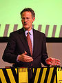 Nicholas Carr speaking at the VINT Symposium in 2008 edit1.jpg