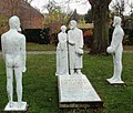 Nietzsche grave group of sculptures 2.JPG