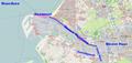 Nieuwe Waterweg Maasmond Location osm.png