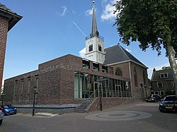 Nieuwe uitbouw aan Hervormde Kerk Meerkerk.jpg