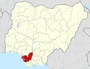 Nigeria Delta State map.png