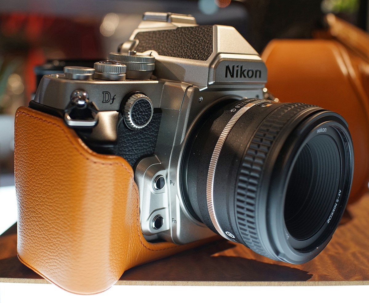 Nikon Df - Wikipedia, la enciclopedia libre