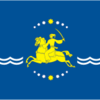 Flag of Nikopol (Нікополь)