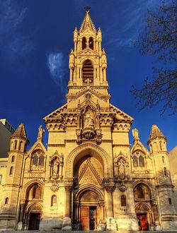 Église Sainte-Perpétue et Sainte-Félicité de Nîmes