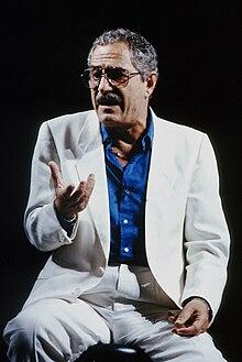 Nino Manfredi nel 1990