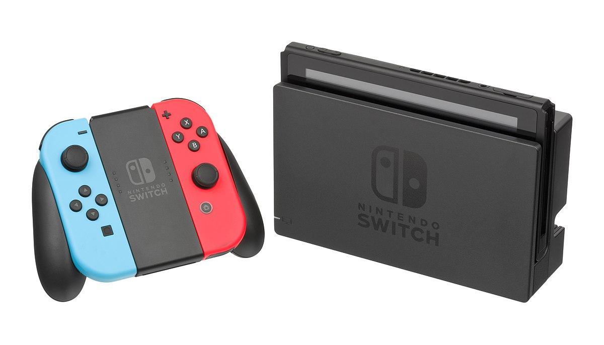Nintendo Goomba Toys N Joys : Nintendo switch wikipedia