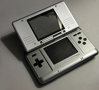A Nintendo DS. My second attempt, this time wi...