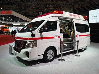 File Nissan Nv350 Caravan Paramedic At Tokyo Motor Show