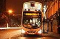 Nocturnal bus, Belfast - geograph.org.uk - 1514360.jpg