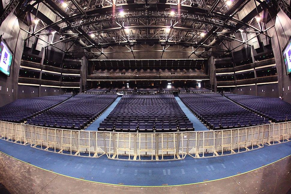 Nokia Theatre Los Angeles interior
