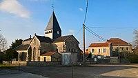 Nomécourt, église, sud-est.jpg