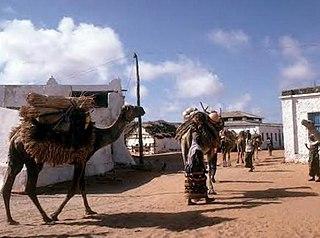 Gabiley City in Woqooyi Galbeed, Somaliland