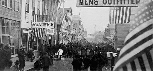 Nome Alaska 1900