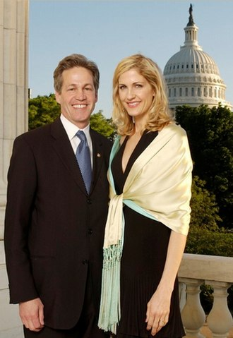 Norm Coleman - Norm Coleman with his wife Laurie