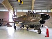 North American F-86D Sabre F-421