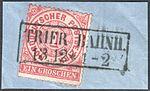 North German Confederation 1869 TRIER BAHNH. Feuser Pr 3322.jpg