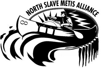 North Slave Métis Alliance - Image: North Slave Métis Alliance logo
