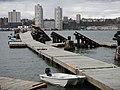 North docks 79st Boat Basin Sandy jeh.jpg