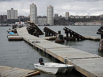 79th Street Boat Basin - Image: North docks 79st Boat Basin Sandy jeh