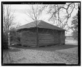 North side and east rear - Big Store, State Highway 3-U.S. Highway 19 at Croxton Cross Road, Sumter, Sumter County, GA HABS ga-2384-5.tif