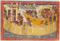 Northern India, Himachal Pradesh, Pahari Kingdom - Ravana's sister complains that her nose was cut off by Lakshmana - 2018.107 - Cleveland Museum of Art.tiff