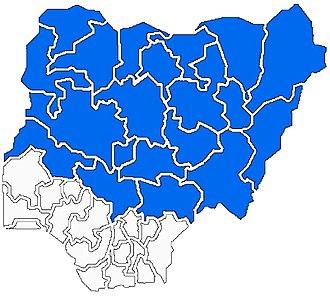 Northern Region, Nigeria - Image: Northern Nigeria 2
