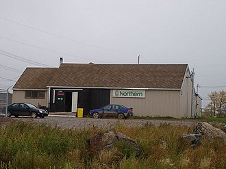 The North West Company - Northern Store in Fort Resolution, Northwest Territories