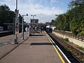 Northfields station platform 4 look west.JPG