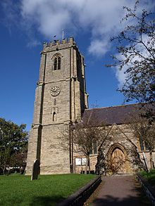 Church of All Saints, Norton Fitzwarren