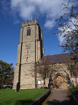 Norton Fitzwarren - Image: Norton Fitzwarren church