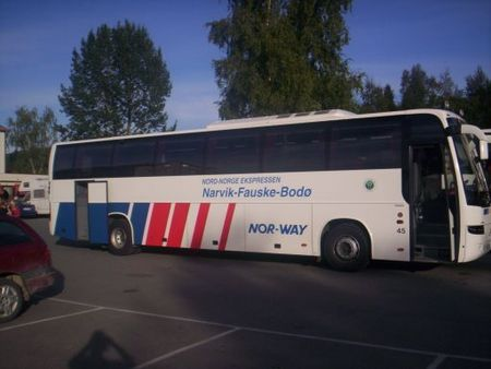 norway buss