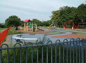 Norwood Park (London) - Norwood Park playground